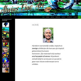 Alwins-Art - Alwins fine art 🎨
