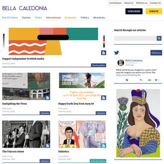 Bella Caledonia – independence – self-determination – autonomy
