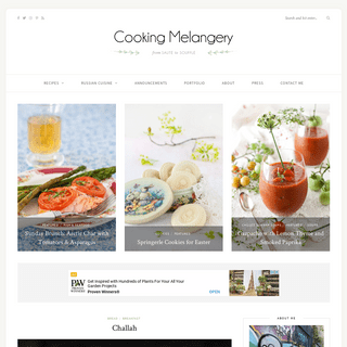 Cooking Melangery – from sauté to soufflé