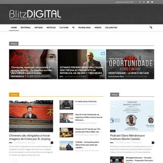 BlitzDigital - A primeira revista eletrônica para policiais militares