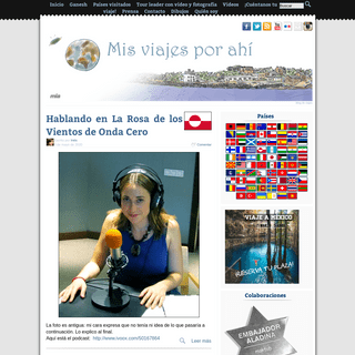 Mis viajes por ahí - Blog de viajes Mis viajes por ahí