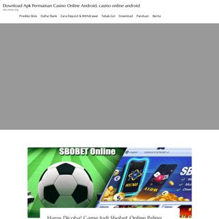 Download Apk Permainan Casino Online Android, casino online android - cbo-oman.org