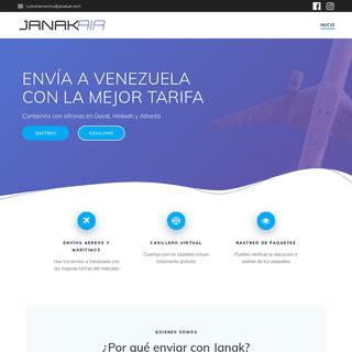 Janakwp2019 – Envios a Venezuela