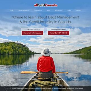 ArchiveBay.com - debtcanada.ca - Your Credit Education Specialists™ - Debt Canada- Your Canadian Credit Education Centre