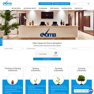 Evoma Business Centre Bangalore, India