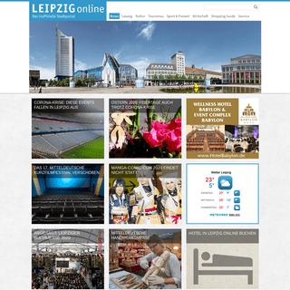 Leipzig Online - Das inoffizielle Stadtportal