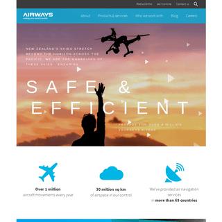 Airways - New Zealand's air navigation service provider