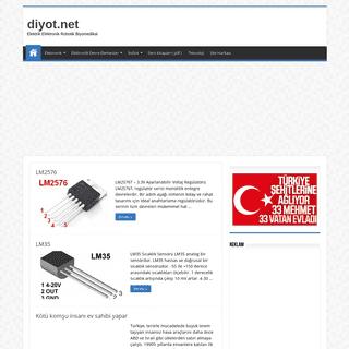 ArchiveBay.com - diyot.net - Elektronik Devreler - Elektronik Devre Elemanları - Robotik ve Kodlama Nedir