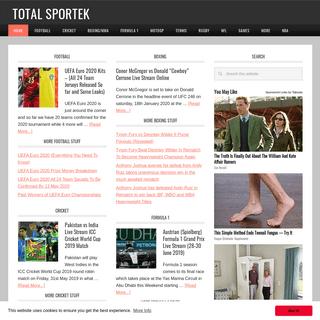 TOTAL SPORTEK - A Sports Blog