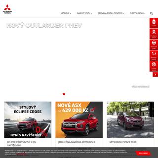 Mitsubishi Motors ČR