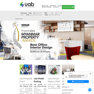 Welcome to uab bank - uab bank