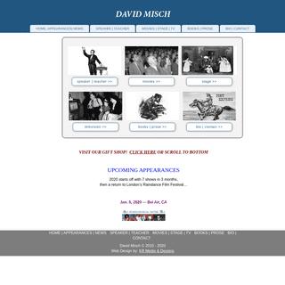 ArchiveBay.com - davidmisch.com - David Misch