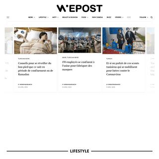 ArchiveBay.com - wepostmag.com - HOME - WEPOST
