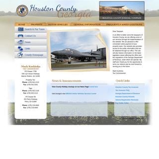 Houston County - GA