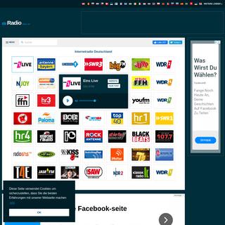 Internetradio Deutschland, Online Radio hören, Radiosender