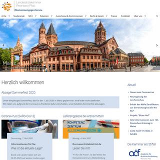 Landesärztekammer Rheinland-Pfalz