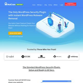 MalCare - The Best Complete WordPress Security Plugin
