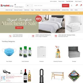 MyDeal.com.au - Online Shopping Deals For Discount Products Australia Wide
