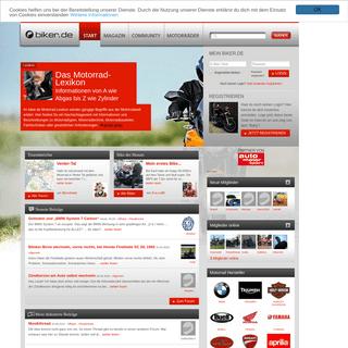 ArchiveBay.com - biker.de - Biker.de - Startseite biker.de Die Community für Motorradfahrer