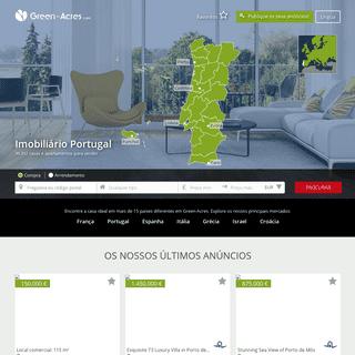 Imobiliário Portugal - 39.392 casas e apartamentos para vender