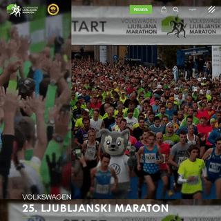 Volkswagen Ljubljanski maraton