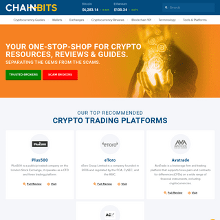 Simplifying Blockchain and Cryptocurrencies - Chainbits