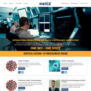 IFATCA – One Sky - One Voice