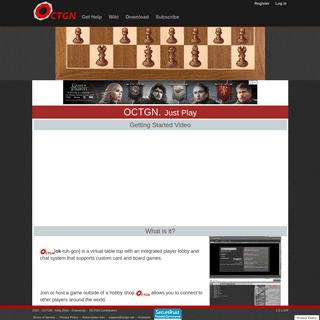 OCTGN - Gaming Platform