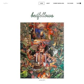 bedfellows magazine - HOME