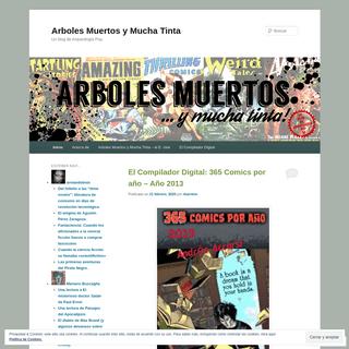ArchiveBay.com - arbolesmuertosymuchatinta.wordpress.com - Arboles Muertos y Mucha Tinta - Un blog de Arqueología Pop