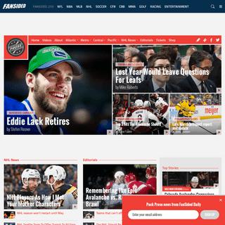Puck Prose - NHL