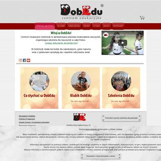 Zajęcia Dla Dzieci - DobEdu - szkolenia dla nauczycieli - Śląskie