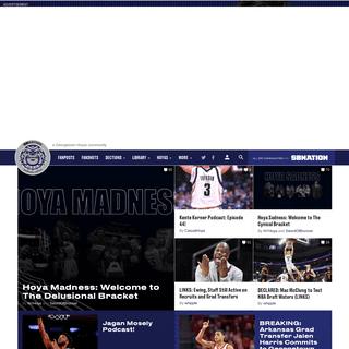 ArchiveBay.com - casualhoya.com - Casual Hoya, a Georgetown Hoyas community