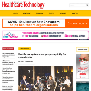 Canadian Healthcare Technology -