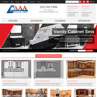 Philadelphia Wholesale Kitchen, Bathroom & Flooring - AAA Distributor
