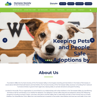 Humane Society of the Tennessee Valley