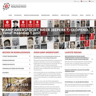 Home - Kamp Amersfoort