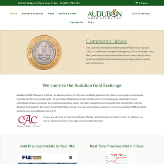 Buy Gold Coins and Gold Bullion New Orleans - At Audubon Gold we buy gold coins. We offer rare coins, gold bullion coin, rare co