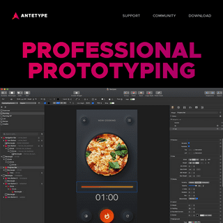 Antetype –Innovative Prototyping