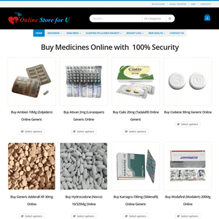 Buy Medicines Online with 100- Security and Satisfactory