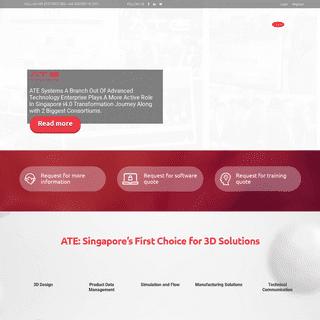 3D Solution Provider in Singapore - Advanced Technology Enterprise