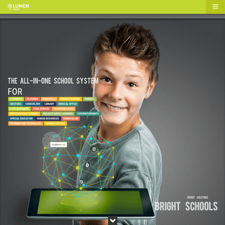 Lumen Touch - The ALL-IN-ONE School System
