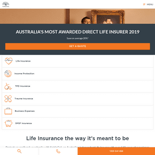 NobleOak- Australia's Most Awarded Direct Life Insurer 2019