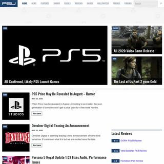 PlayStation Universe - PS4, PS4 Pro, PSVR, PS Vita News, Reviews and Videos