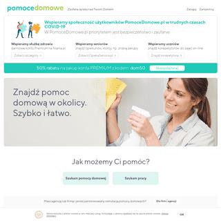 ArchiveBay.com - pomocedomowe.pl - Sprzątanie domu, sprzątanie mieszkań - PomoceDomowe.pl