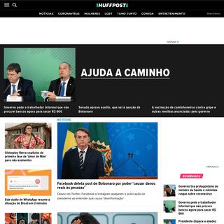 Notícias, Mulheres, LGBT, Comportamento, Comida e Entretenimento - HuffPost Brasil