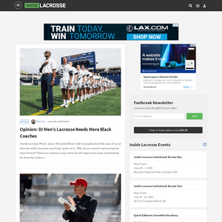 ArchiveBay.com - insidelacrosse.com - Lacrosse News, Scores, and Analysis - Inside Lacrosse
