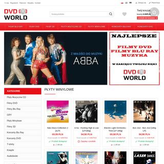 ArchiveBay.com - dvdworld.pl - Dvdworld.pl - Filmy, Muzyka, Filmy Blu Ray, Filmy DVD, Płyty Muzyczne, Płyty Winylowe