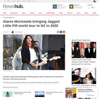 ArchiveBay.com - www.newshub.co.nz/home/entertainment/2020/02/alanis-morissette-bringing-jagged-little-pill-world-tour-to-nz-in-2020.html - Alanis Morissette bringing Jagged Little Pill world tour to NZ in 2020 - Newshub