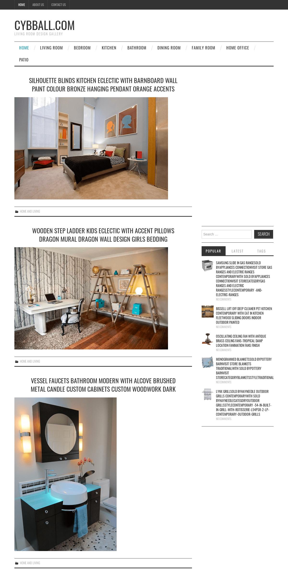 cybball.com - Living room Design Gallery